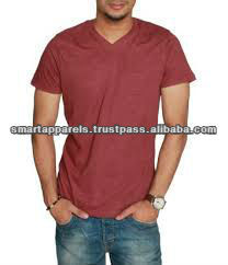 custom v neck t-shirts