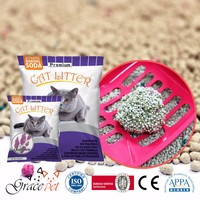 [Grace Pet] Premium quick clumping cat litter