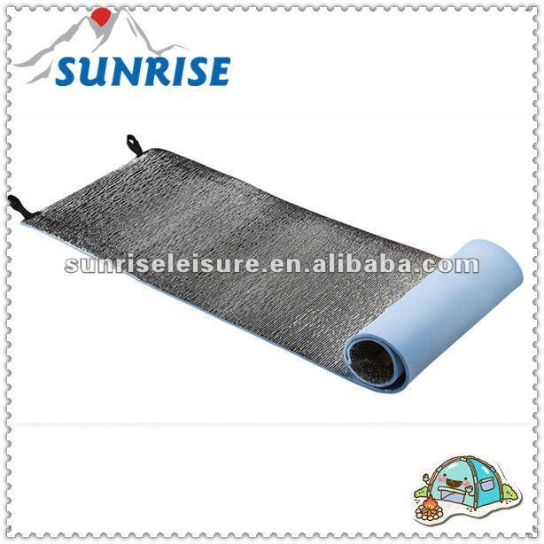 67124# Outdoor Aluminum Foil Eva Ground Mat