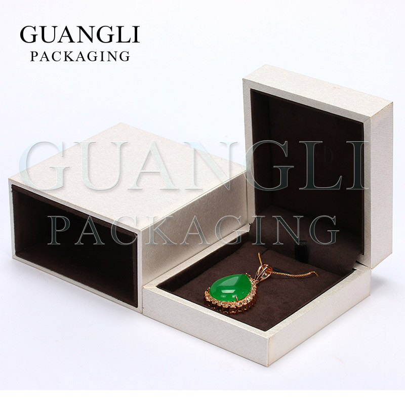 Jewelry packaging cardboard Material pendant box matchbox design paper box