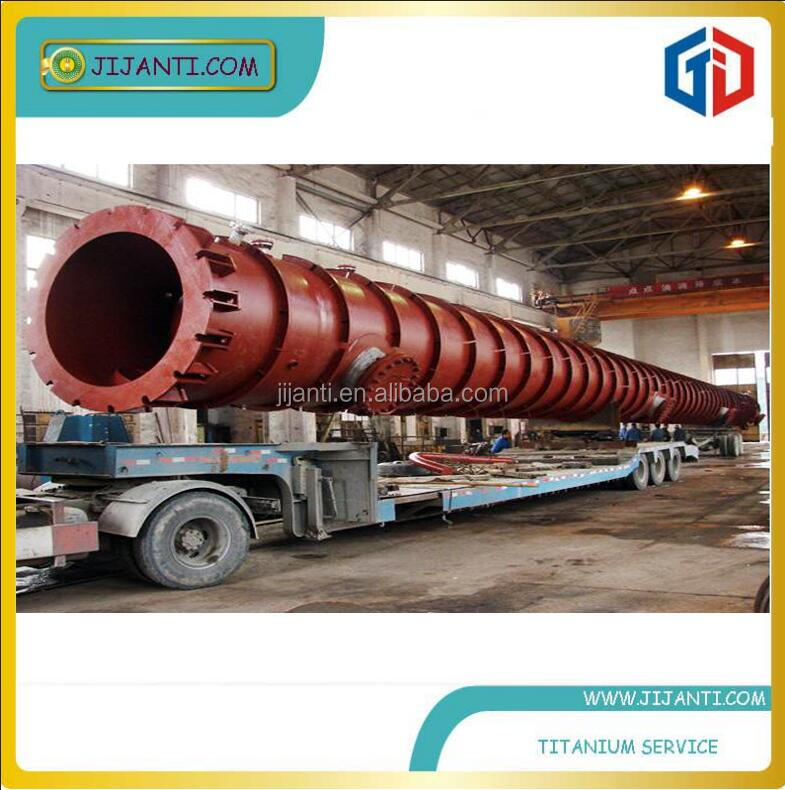 Industrial Model JIJANTI997 Nickel Distillation Column