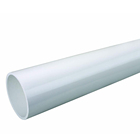 Factory Outlet PVC Pipe Black for Electrical Conduits