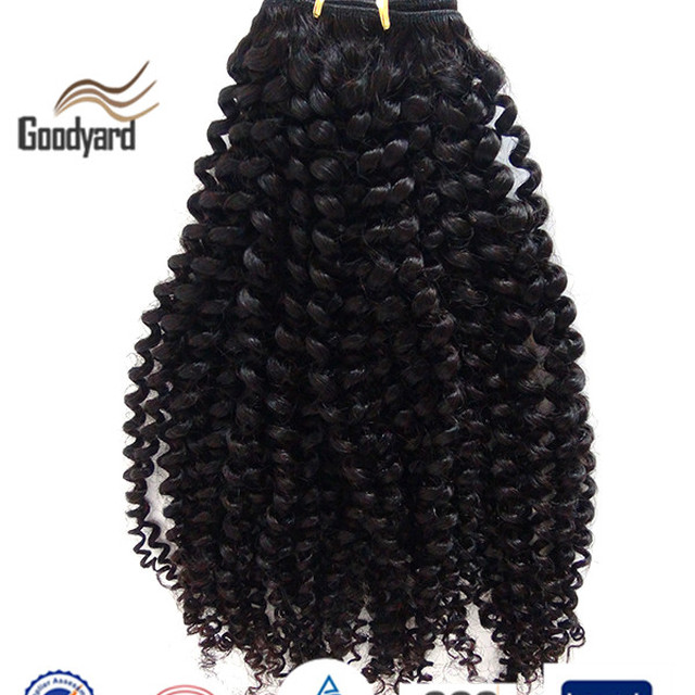 Factory price soft curl human hair weave spring curl hair braid