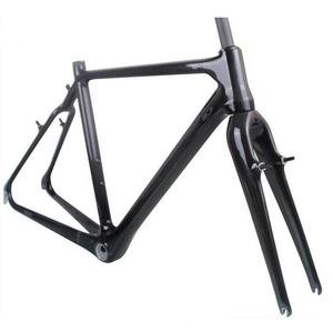 X-BIKE cyclocross disc brake carbon T700 UD bicycle frame from china for road racing