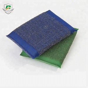 High Quality Multi-Use Scouring Pads Applicator Dish Washing Cleaning Scrub Sponge Pads for Kitchen