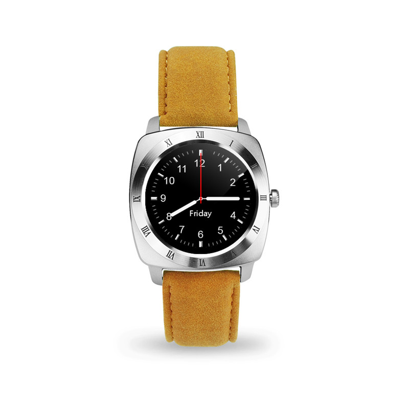 X3 Smart Watch, Android Smart Watch with anti-lost 2G Sim Card Slot MTK6261A Chipset Smart Watch