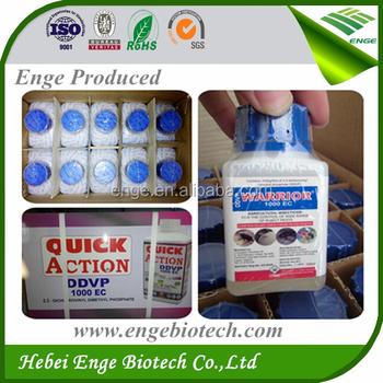 Dichlorvos Insecticide 80%ec,Ddvp 1000g/l Ec,China Pesticide ...