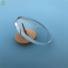Danyang Optical Lens Factory Manufacturer MR-7 1.67 SHMC optical lens