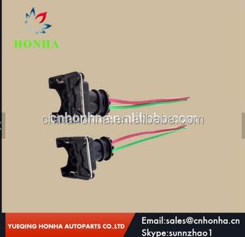 Obd1 Gm Fuel Injector Wiring Harness Plug Clips Ev1 Pigtail ... Obd Wiring Harness on obd1 engine harness, obd2 to obd1 jumper harness, obd1 b18 motor wiring diagrams, obd1 vtec wiring,