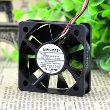 Original NMB-MAT NMB 2106KL-04W-B39 5015 12V 0.10A Projector cooling fan