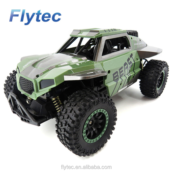 Flytec SL 146A 1:18 RC Cars Rock Off-Road Racing Vehicle Crawler Truck 2.4Ghz 4WD High Speed Radio Remote Control Buggy