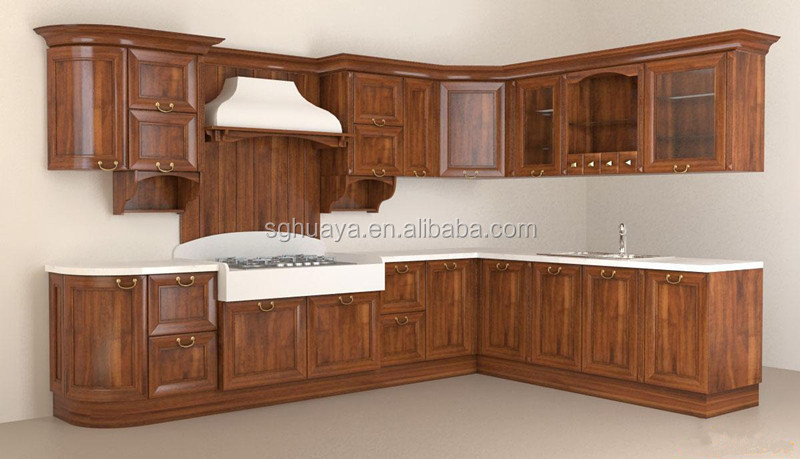Kitchen Cabinet Furniture Modern Mdf And Melamine Newest High End New Trendy