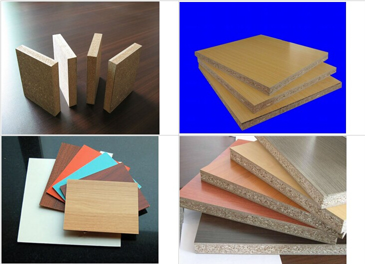 Mm thin particle board chipboard for furniture back