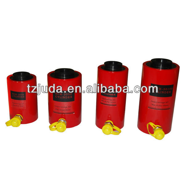 RCH series single acting hollow plunger cylinder