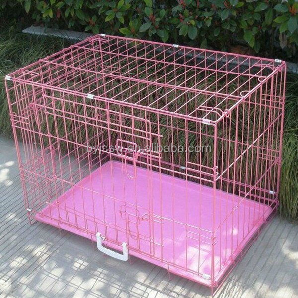 High Quality Aluminum Dog Crate