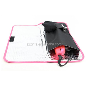 Brush Hair Straightener bag for Instant Magic Silky Straight Hair Styling, Anion Hair Care