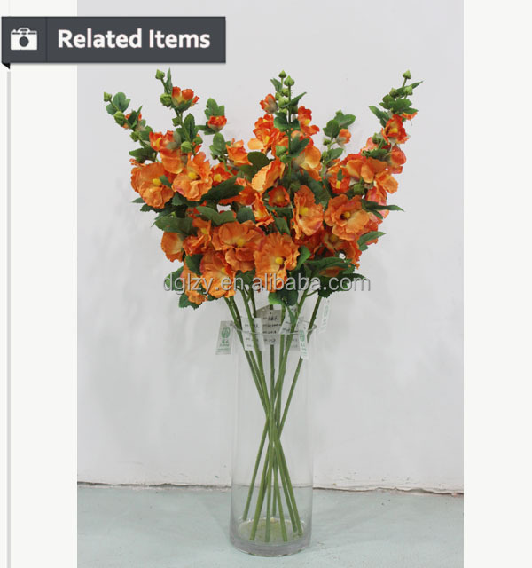 High Quality Dry Flower Artificial Flower Making Art Flower Made ...