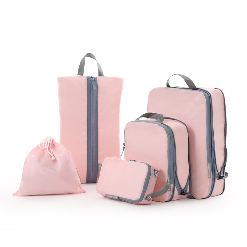 New Products Cheap Polyester Popular Foldable Travelling Bags Suit Case