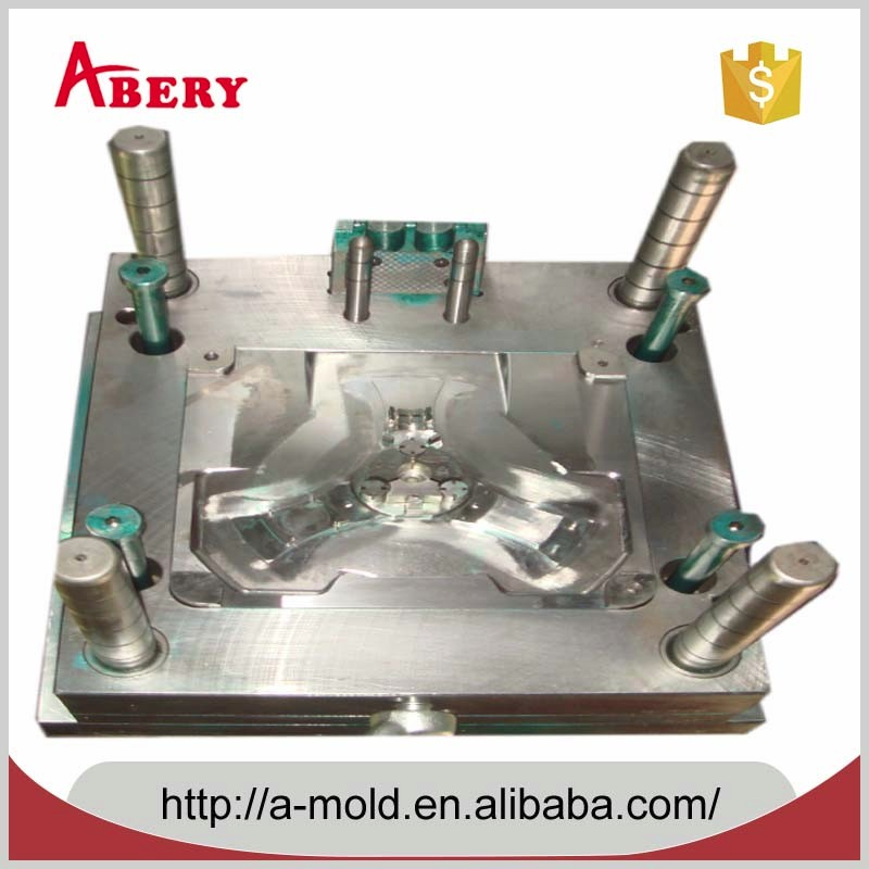 High-quality-plastic-berry-tray-injection-mould
