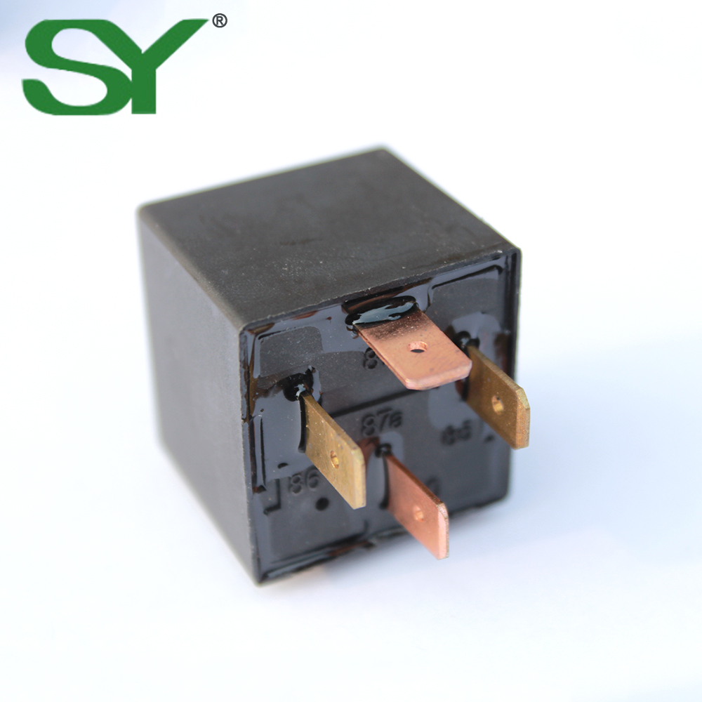 4 Pin 12v 30a Terminals Automotive Relay Jd1912 - Buy Automotive Relay  Jd1912,4 Pin 12v 30a Relay,12v 30a Terminals Automotive Relay Product on