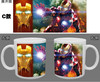 11oz Ceramic Sublimation Mug, Blank Sublimation Mugs Wholesale ,logo personalized white mug