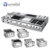 Complete Set Stainless Steel 700 Counter Top Series /Chinese Commercial Electric Gas Cooking Range Machine For Sale