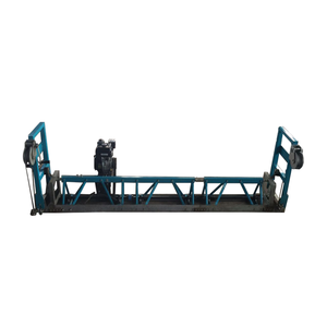 construction frame concrete power vibratory truss level screed machines