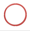 free sample clear food grade instant pressure cooker seal ring/cooking pot silicone ring