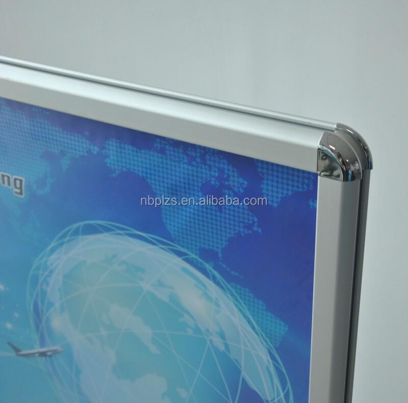 Aluminium plakatständer, bürgersteig zeichen, Metall Material ...