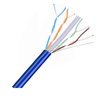 Factory price rj45 utp ftp stp sftp lan cable 24awg wire cat 6 stainless steel cable