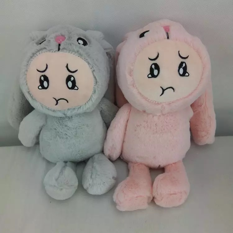 High Quality China Wholesale soft bunny Stuffed toy custom plush <strong>rabbit</strong>