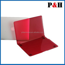 Ultra Thin PU Leather Laptop Sleeve for Apple new macbook