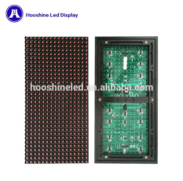 high density p10 DIP led display board outdoor