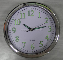6 inch plastic gift wall clock