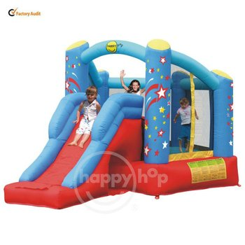 Happy hop inflatable combo and slide 9136 happy hop for Happy hop inflatable water slide