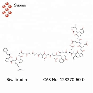 High quality Bivalirudin with CAS 128270-60-0 for injectable