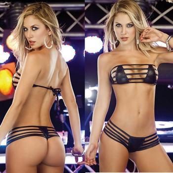 Bikini string girls