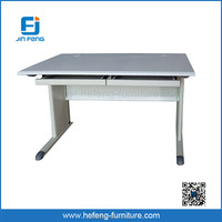 China Space Saving Standard Home / Office/ Computer Desk Steel
