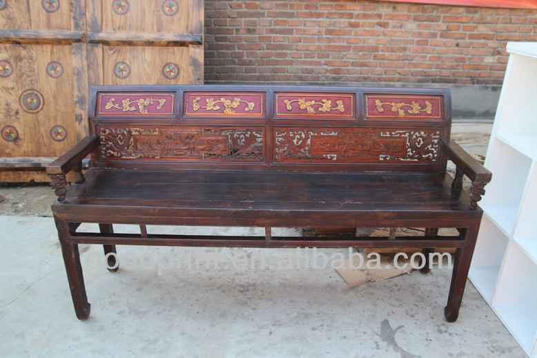 Antique Hand Carved Wood Benches Wholesale, Wooden Bench Suppliers   Alibaba