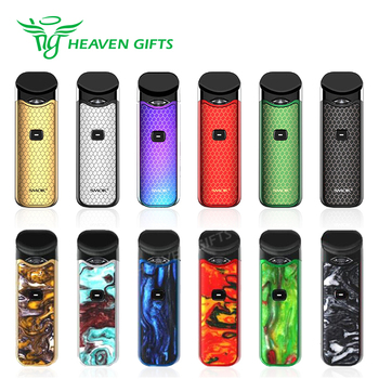 Smoktech Open Pod System Vaping Device 3ml 1100mAh SMOK Nord Kit from Heavengifts