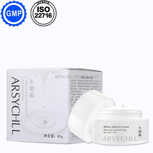 OEM face cream for glowing skin