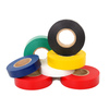 Top quality rubber adhesive cable isolation pvc electeical tape jumbo roll