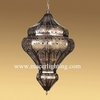 Home decoration bronze cooper pendant lamp moroccan lantern
