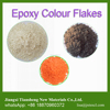 Decorative Color Chip Flake Colors Unlimited Design Ideas