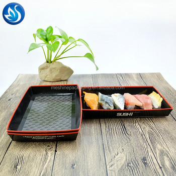 Customized high quality food grade kraft paper and stackable paper trays