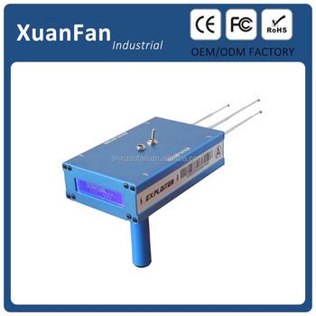 Wondrous Exploiter Ii High Sensitivity Long Range Underground Metal Detector Wiring Cloud Hisonuggs Outletorg