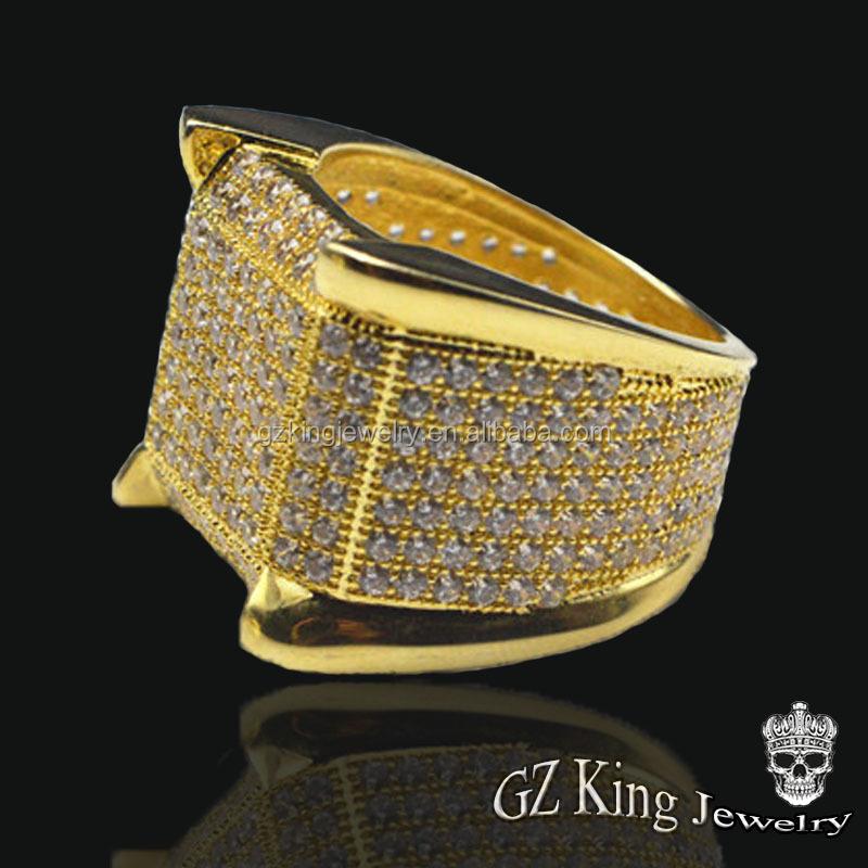 Stylish 14k Gold Ring Designs For Boys Rings Fashion Custom Rings ...