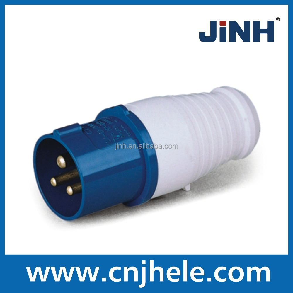 Industrial Plug and Socket/connector/LEE-013