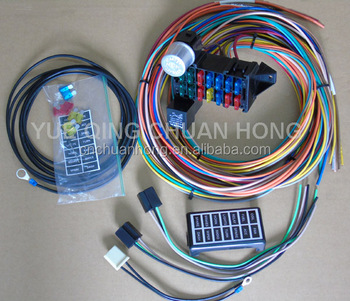 12 Fuse Box Tools Including Accessories Car Sensor Wiring Harness  Electronics Group Control Wire - Buy Automotive Chassis Wire Harness,Auto  Wire Harness Cable,Auto Wire Assmebly Product on Alibaba.comAlibaba.com