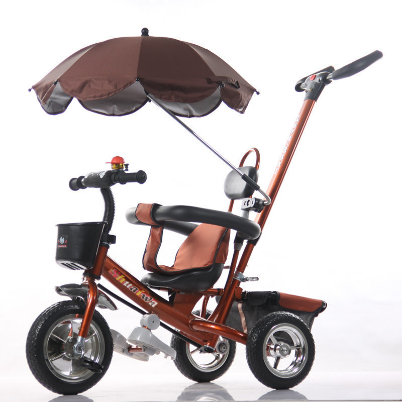 jouets enfourcher enfant tricycle b b v lo poussette v lo gonflable dans voitures lectriques. Black Bedroom Furniture Sets. Home Design Ideas
